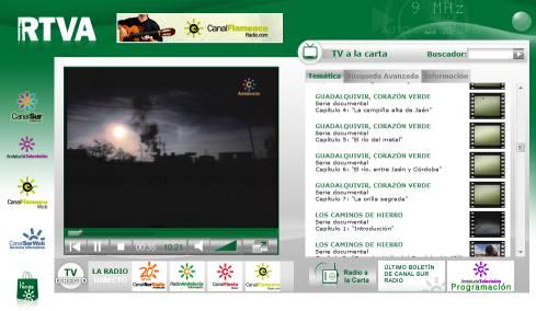 Radio Televisión de Andalucia